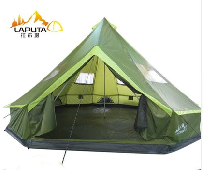 8 Person Glamping Event Tent