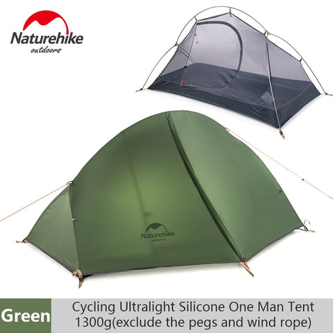 1 person Solo Ultralight 4 Season Tent