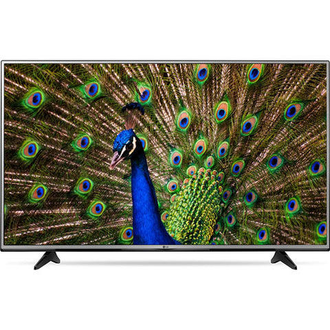 "LG UH6030 49"" 4K UHD LED Smart TV TruMotion 120hz"