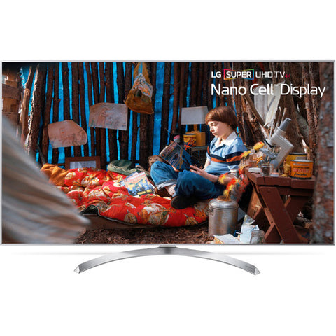 "LG SJ8000 55"" Class HDR SUPER UHD Smart IPS LED TV"