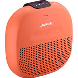 SoundLink Micro Bluetooth Speaker (Bright Orange w/Dark Plum Strap)