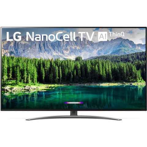 "LG Nano 8 Series 49"" Class 4K HDR UHD NanoCell LED Smart TV"