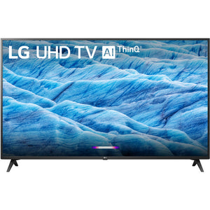 "LG UM7300PUA 43"" Class HDR UHD Smart IPS LED TV"