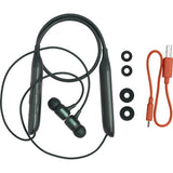 JBL Live 220BT Wireless Neckband In-Ear Headphones (Green)