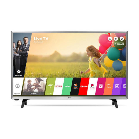 "LG LJ550M 32"" 720p with WebOS 3.5 Smart LED TV"