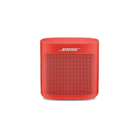 SoundLink Color II Bluetooth Speaker (Coral Red)