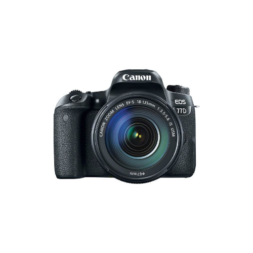 EOS 77D DSLR Camera with 18-135mm USM Lens