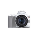 EOS Rebel SL3 DSLR Camera with 18-55mm Lens (White)