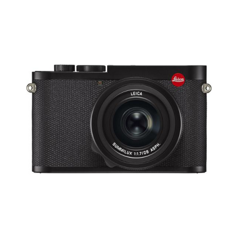 Leica Q2 Digital Camera Black Anodized