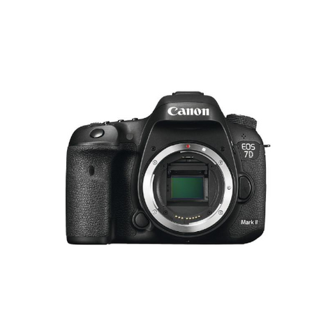 EOS 7D Mark II DSLR Camera Body