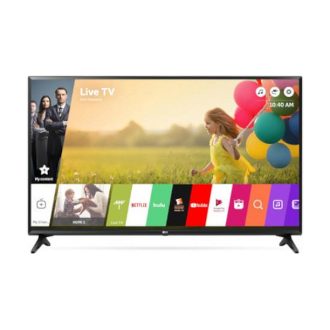 "LG LJ5500 49"" 1080p WebOS 3.5 Smart LED TV"