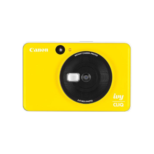 IVY CLIQ Instant Camera Printer (Bumblebee Yellow)