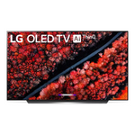 "LG C9 65"" Class 4K HDR OLED Smart TV w/ AI ThinQ"