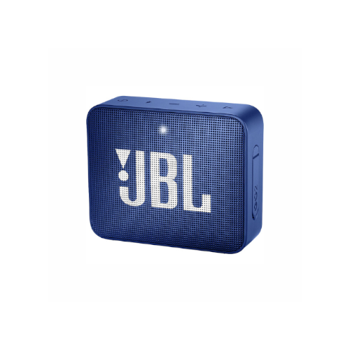 JBL GO 2 Portable Wireless Speaker (Deep Sea Blue)