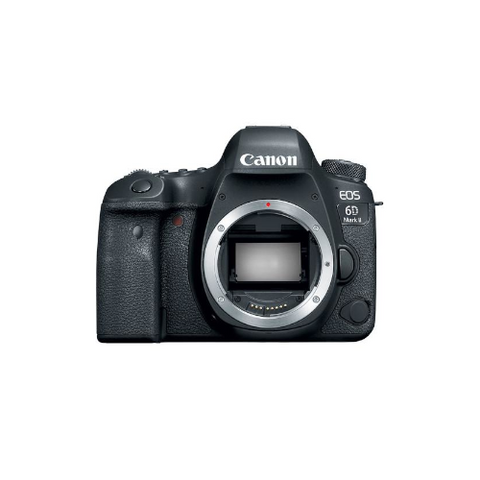 EOS 6D MK II DSLR Camera (Body Only)