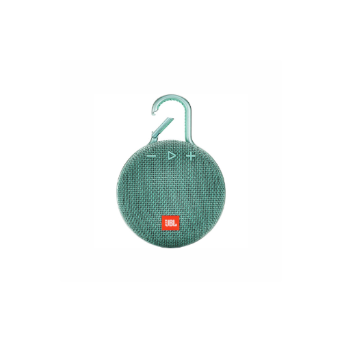 JBL Clip 3 Portable Bluetooth Speaker (River Teal)