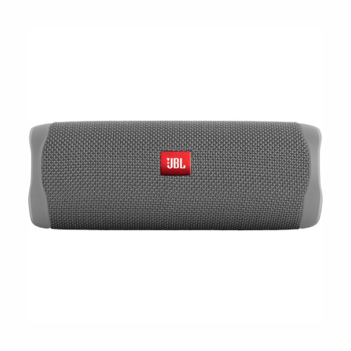 JBL Flip 5 Waterproof Bluetooth Speaker (Grey Stone)