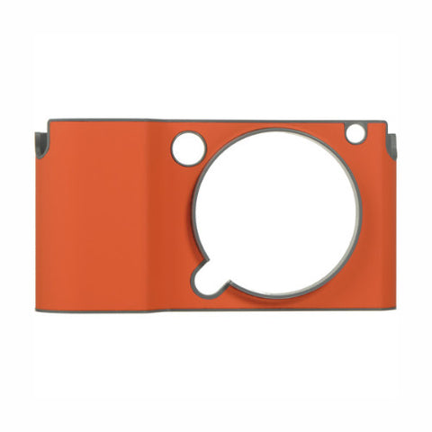 Leica T Snap for Leica T Cameras Orange/Red