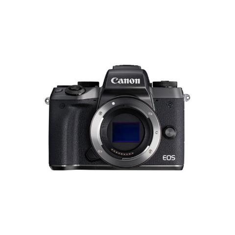 EOS M5 Mirrorless Digital Camera (Body Only)