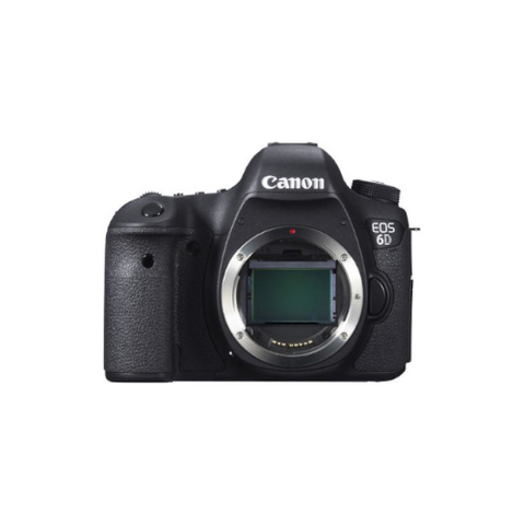EOS 6D DSLR Camera (Body Only)