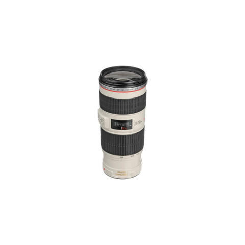 Zoom Telephoto EF 70-200mm f/4L IS USM Autofocus Lens