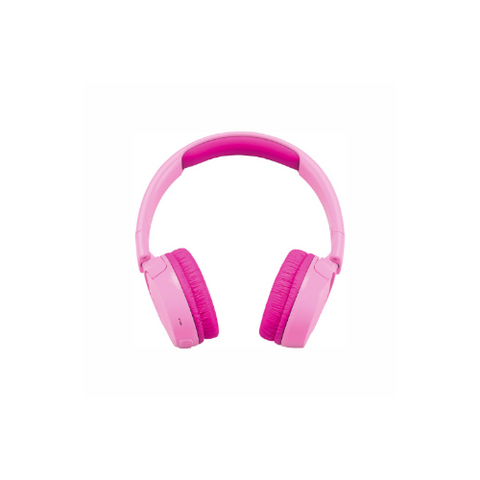 JBL JR300BT Kids Wireless On-Ear Headphones (Punky Pink)