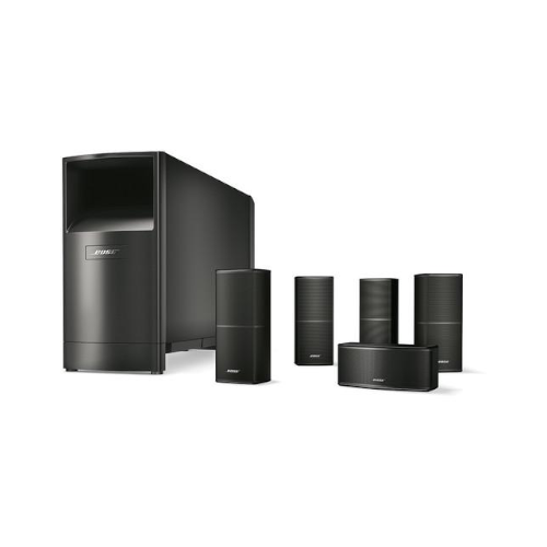 Bose Acoustimass 10 Home Theater Speaker System (Black)
