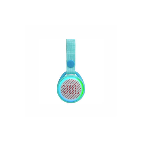 JBL JR POP Kids Portable Bluetooth Speaker (Aqua Teal)