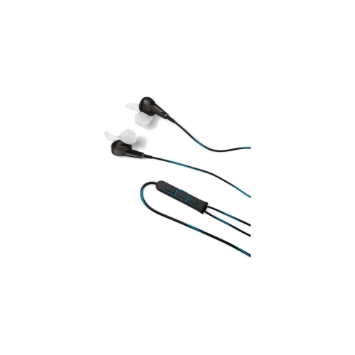 QuietComfort 20 Acoustic Noise-Cancelling In-Ear Headphones (Black)