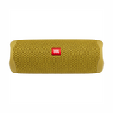 JBL Flip 5 Waterproof Bluetooth Speaker (Mustard Yellow)
