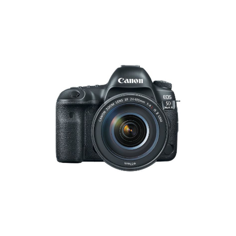 EOS 5D Mark IV DSLR Camera with 24-105mm f/4L II Lens