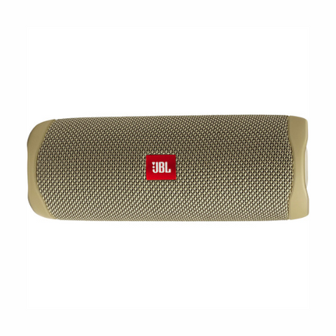 JBL Flip 5 Waterproof Bluetooth Speaker (Desert Sand)