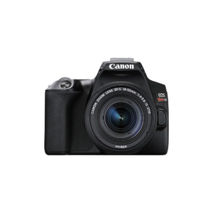 EOS Rebel SL3 DSLR Camera with 18-55mm Lens (Black)