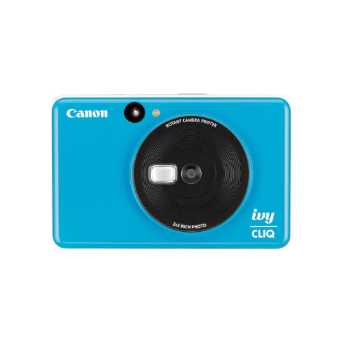 IVY CLIQ Instant Camera Printer (Seaside Blue)