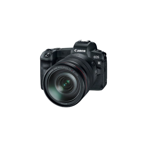 EOS R Mirrorless Digital Camera w/RF 24-105mm IS USM Lens