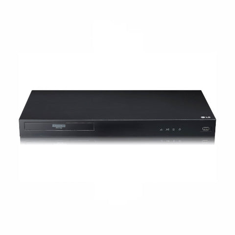 LG UBK80 4K Ultra HD Blu-ray Player