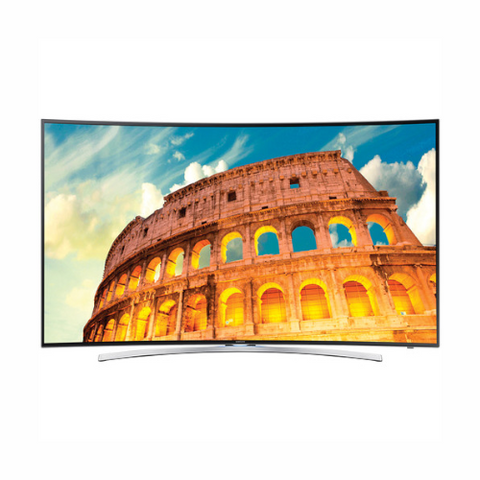 "Samsung H8000 55"" Class Curved 3D LED Smart TV 1080p"