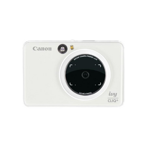 IVY CLIQ+ Instant Camera Printer (Pearl White)