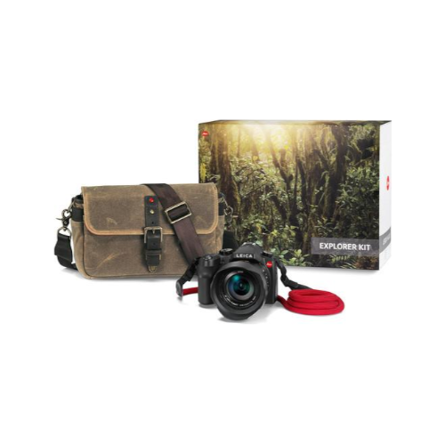 Leica V-LUX (Typ 114) Digital Camera Explorer Kit
