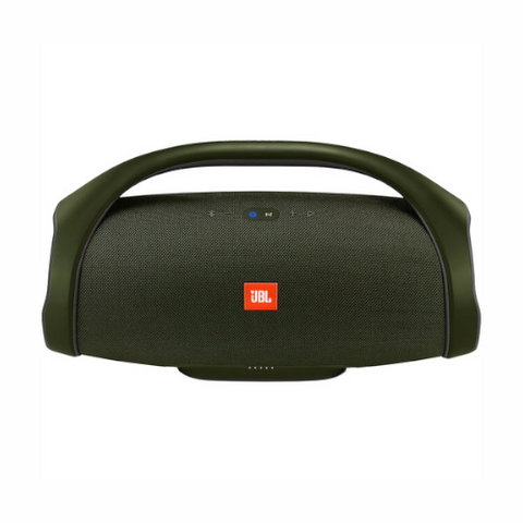JBL Boombox Portable Bluetooth Speaker (Forest Green)