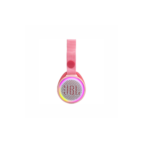 JBL JR POP Kids Portable Bluetooth Speaker (Rose Pink)