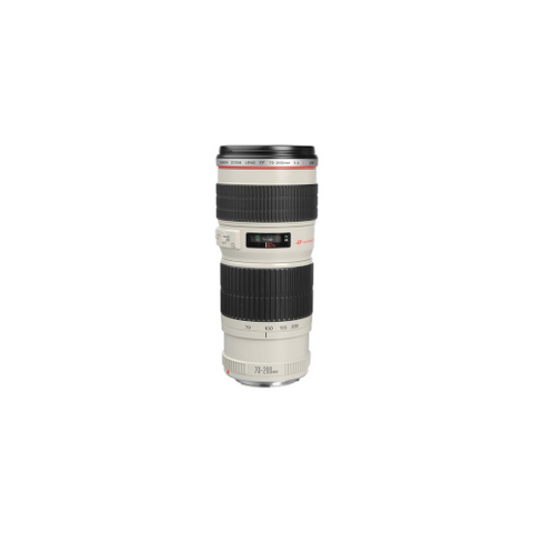 Zoom Telephoto EF 70-200mm f/4.0L USM AF Lens