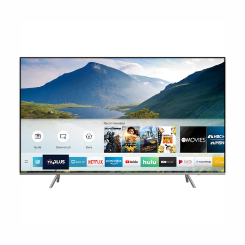 Samsung NU8000 UHD Smart LED TV with HDR