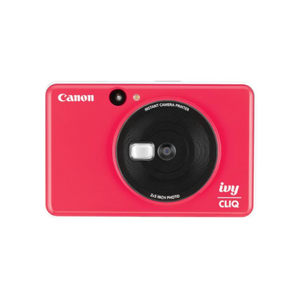 IVY CLIQ Instant Camera Printer (Ladybug Red)