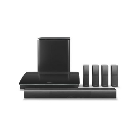 Lifestyle 650 Home Theater System with OmniJewel Speakers (Black)