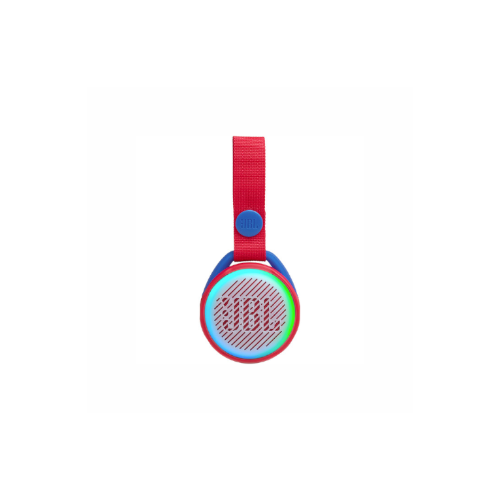 JBL JR POP Kids Portable Bluetooth Speaker (Spider Red)
