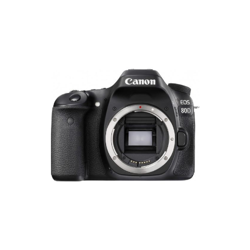 EOS 80D DSLR Camera (Body Only)