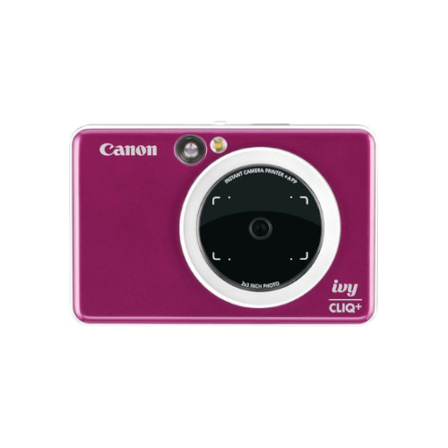 IVY CLIQ+ Instant Camera Printer (Ruby Red)