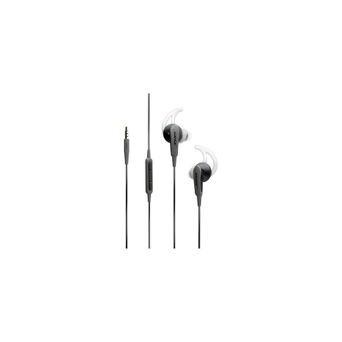 SoundSport In-Ear Headphones Samsung & Android Devices (Charcoal Black)