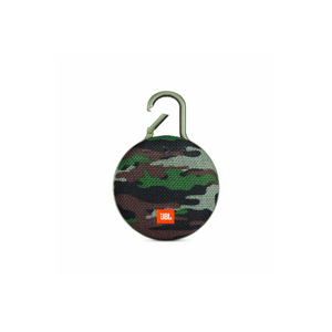 JBL Clip 3 Portable Bluetooth Speaker (Camouflage)